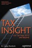 Tax Insight (eBook, PDF)
