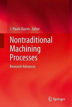 Nontraditional Machining Processes (eBook, PDF)
