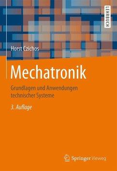 Mechatronik (eBook, PDF) - Czichos, Horst