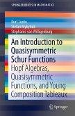 An Introduction to Quasisymmetric Schur Functions (eBook, PDF)