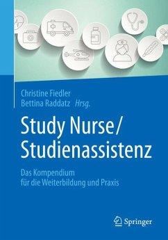 Study Nurse / Studienassistenz (eBook, PDF)