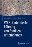 WERTEorientierte Führung von Familienunternehmen (eBook, PDF)