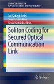 Soliton Coding for Secured Optical Communication Link (eBook, PDF)