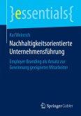 Nachhaltigkeitsorientierte Unternehmensführung (eBook, PDF)