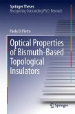 Optical Properties of Bismuth-Based Topological Insulators (eBook, PDF)