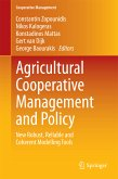 Agricultural Cooperative Management and Policy (eBook, PDF)