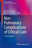 Non-Pulmonary Complications of Critical Care (eBook, PDF)