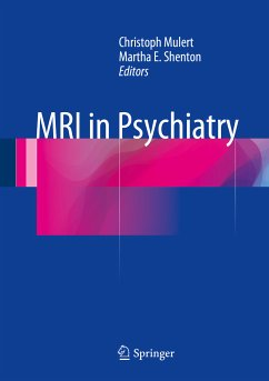 MRI in Psychiatry (eBook, PDF)