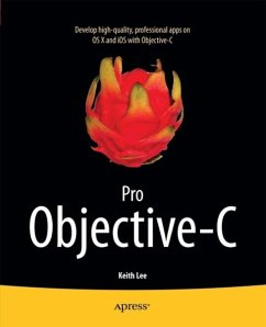 Pro Objective-C (eBook, PDF) - Lee, Keith