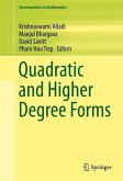 Quadratic and Higher Degree Forms (eBook, PDF)