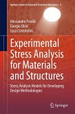Experimental Stress Analysis for Materials and Structures (eBook, PDF)