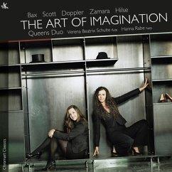 The Art Of Imagination-Musik Für Flöte Und Harfe