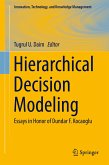 Hierarchical Decision Modeling (eBook, PDF)