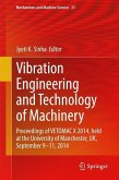 Vibration Engineering and Technology of Machinery (eBook, PDF)