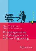 Projektorganisation und Management im Software Engineering (eBook, PDF)