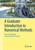 A Graduate Introduction to Numerical Methods (eBook, PDF)