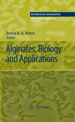Alginates: Biology and Applications (eBook, PDF)
