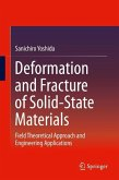 Deformation and Fracture of Solid-State Materials (eBook, PDF)