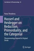 Husserl and Heidegger on Reduction, Primordiality, and the Categorial (eBook, PDF)