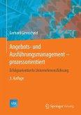 Angebots- und Ausführungsmanagement-prozessorientiert (eBook, PDF)
