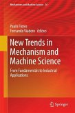 New Trends in Mechanism and Machine Science (eBook, PDF)