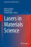Lasers in Materials Science (eBook, PDF)