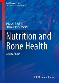 Nutrition and Bone Health (eBook, PDF)