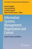 Information Systems, Management, Organization and Control (eBook, PDF)