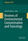 Reviews of Environmental Contamination and Toxicology (eBook, PDF)
