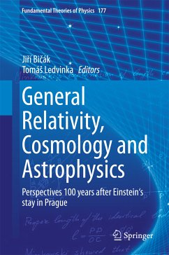 General Relativity, Cosmology and Astrophysics (eBook, PDF)