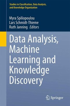 Data Analysis, Machine Learning and Knowledge Discovery (eBook, PDF)