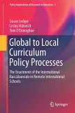 Global to Local Curriculum Policy Processes (eBook, PDF)