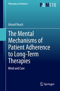 The Mental Mechanisms of Patient Adherence to Long-Term Therapies (eBook, PDF) - Reach, Gérard