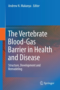The Vertebrate Blood-Gas Barrier in Health and Disease (eBook, PDF)