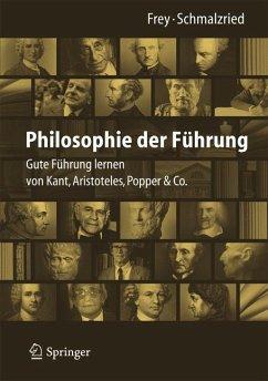 Philosophie der Führung (eBook, PDF)