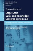 Transactions on Large-Scale Data- and Knowledge-Centered Systems XX (eBook, PDF)