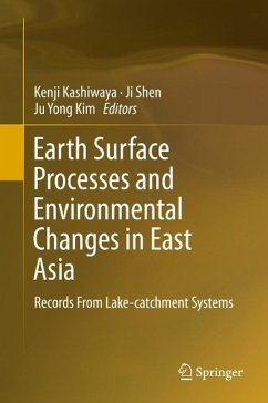 Earth Surface Processes and Environmental Changes in East Asia (eBook, PDF)