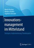 Innovationsmanagement im Mittelstand (eBook, PDF)