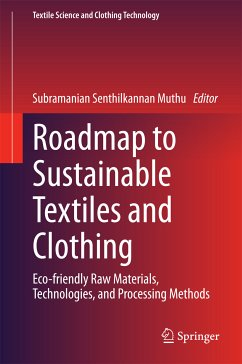 Roadmap to Sustainable Textiles and Clothing (eBook, PDF)
