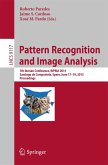 Pattern Recognition and Image Analysis (eBook, PDF)