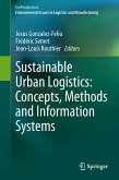 Sustainable Urban Logistics: Concepts, Methods and Information Systems (eBook, PDF)