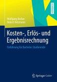 Kosten-, Erlös- und Ergebnisrechnung (eBook, PDF)