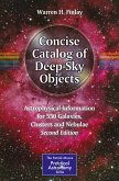 Concise Catalog of Deep-Sky Objects (eBook, PDF)