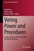 Voting Power and Procedures (eBook, PDF)