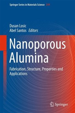 Nanoporous Alumina (eBook, PDF)