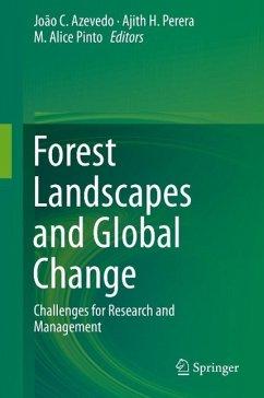 Forest Landscapes and Global Change (eBook, PDF)