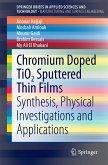 Chromium Doped TiO2 Sputtered Thin Films (eBook, PDF)