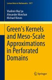 Green's Kernels and Meso-Scale Approximations in Perforated Domains (eBook, PDF)