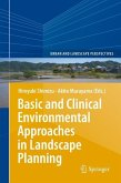 Basic and Clinical Environmental Approaches in Landscape Planning (eBook, PDF)
