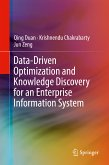 Data-Driven Optimization and Knowledge Discovery for an Enterprise Information System (eBook, PDF)